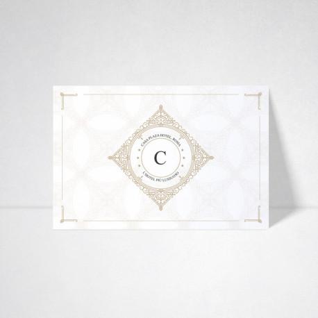 Carte postale Conqueror wove