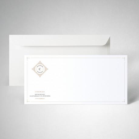 Pack carte de correspondance Conqueror wove