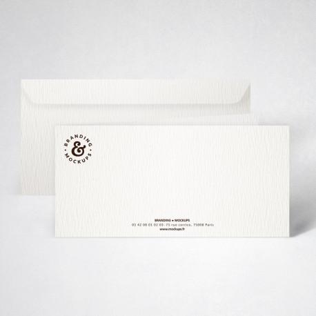 Pack correspondance double texturée extra blanc