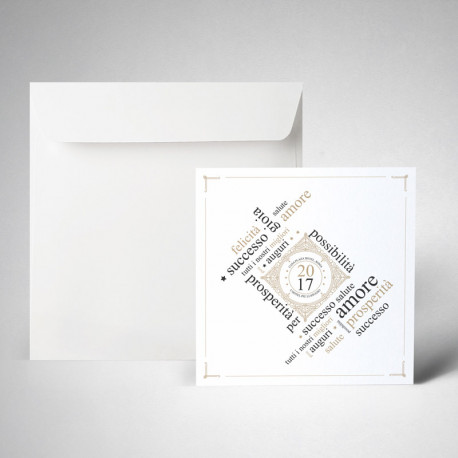 Pack cartes de voeux Conqueror Wove