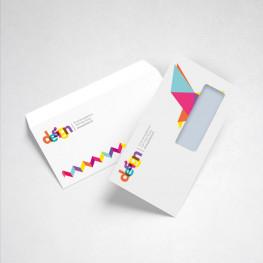 Enveloppes commerciales DL