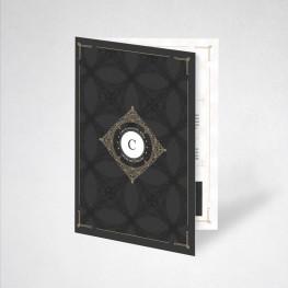 Plaquette papier Conqueror wove 63 x 30 cm