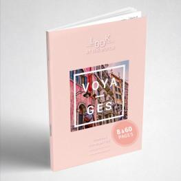 Brochures A5 Olin 8 à 60 p