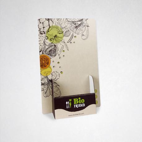 Présentoir carton DL - Taille M