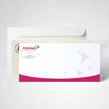 Pack carte de correspondance