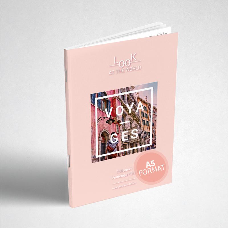 brochure papier olin A5