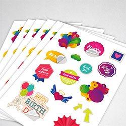 stickers-planche